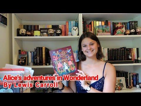 Alice's adventures in Wonderland | Spoiler free book review