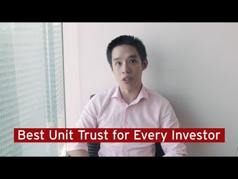 Best Unit Trust for Every Investor