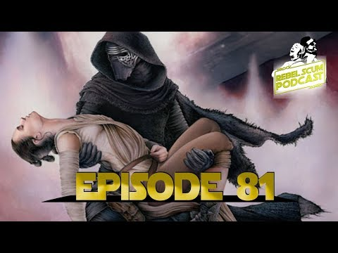Reylo | Supreme Leader Kylo Ren's RULE In Episode | Rey And Kylo Kids The FUTURE |  Rebel Scum Ep 81