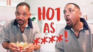 Australian Meat Pie is HOT AS ****! | Will Smith Vlogs