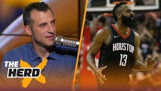 Doug Gottlieb on Rockets Game 1 loss, Draymond
