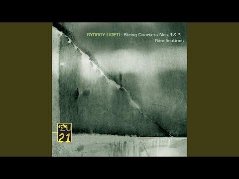 Ligeti: String Quartet No.2 (1967-68) - I. Allegro Nervoso