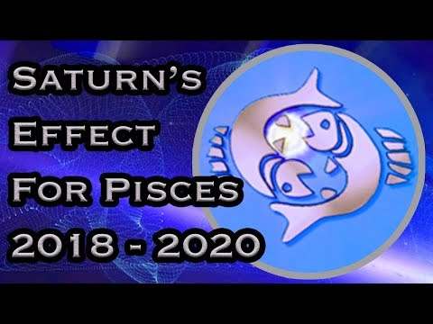 2020 Pisces Horoscope Overview by decans: