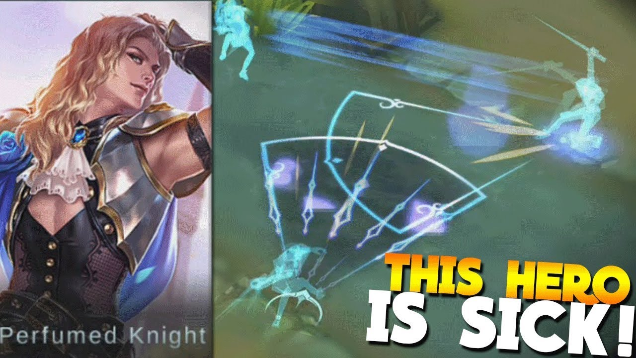 NEW Hero Lancelot Gameplay & Skills!!! Mobile Legends Assassin
