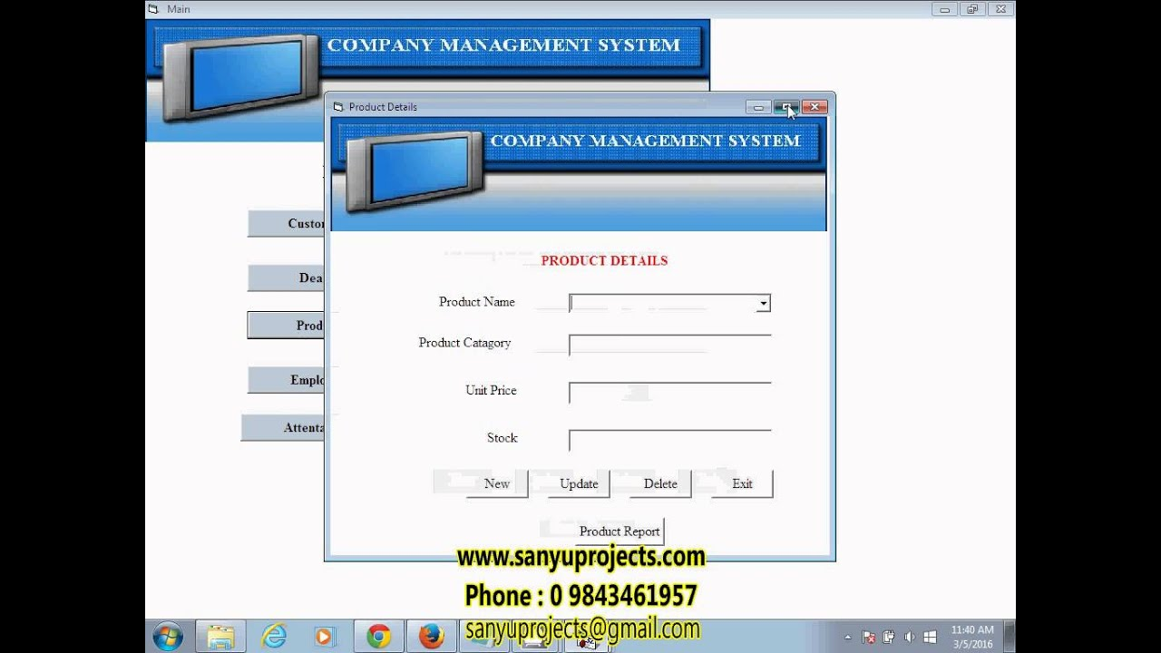 What is company management