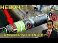 Beginilah Reaksi Dunia Jika Indonesia Kembangkan Senjatha Nuklir !