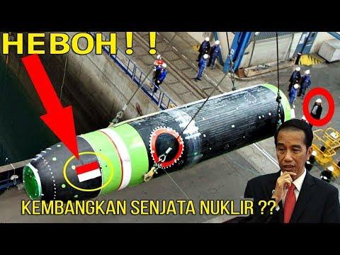 Beginilah Reaksi Dunia Jika Indonesia Kembangkan Senjata Nuklir !