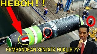 Beginilah Reaksi Dunia Jika Indonesia Kembangkan Senjatha Nuklir ! thumbnail