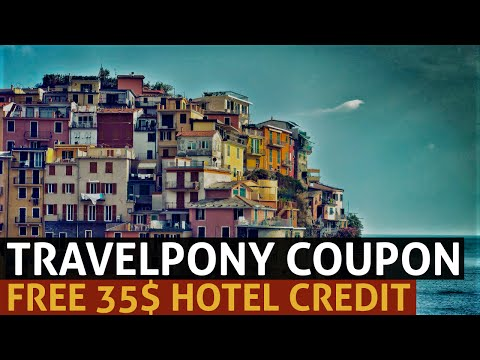 TravelPony Coupon Code 35$ Free Credit  – UPDATED 2015, Hotel discount