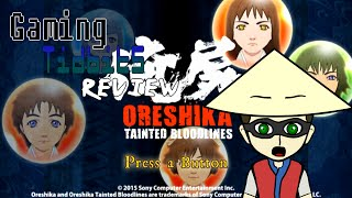 Gaming Tidbits Review: Oreshika Tainted Bloodlines