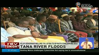 DP Ruto calls for ceasefire over relief food distribution in Tana delta