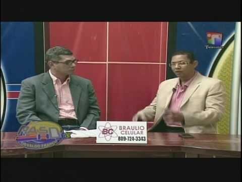 ENMANUEL GARCIA MUSA HABLA DE NOMINA MINISTERIO DEPORTES SANTIAGO