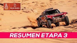 Sainz gana y se coloca líder; Alonso, quinto | Resumen Etapa 3 Dakar 2020