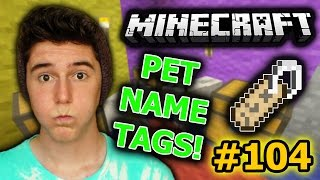 Pet Name Tags - Minecraft [104]
