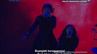 HD JKT48 River Melody Graduation Concert TV Ver 180513