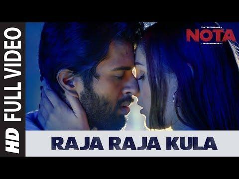 Raja Raja Kula Full Video Song     NOTA Tamil Movie    Vijay Deverakonda    Sam C.S    Anand Shankar