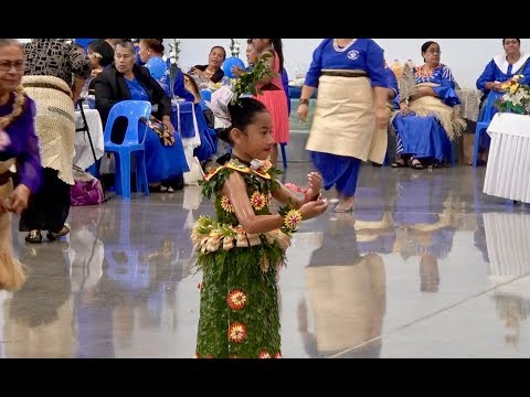 SUTT Tau'olunga - Queen Salote College 92nd Anniversary - Auckland - New Zealand
