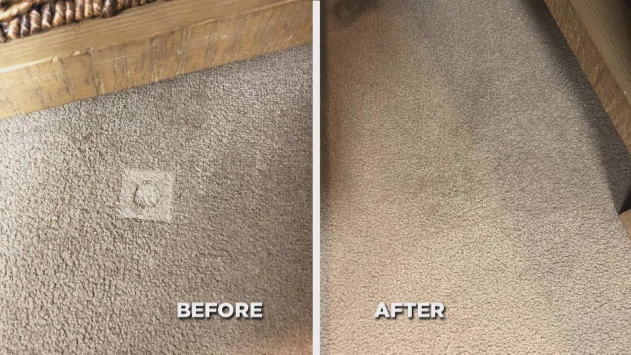 Drs. Rx: Fix Your Dented Carpet with Help from Your Freezer