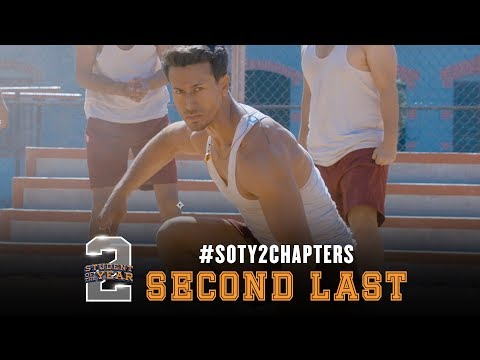 #SOTY2Chapters | Second last | Tiger Shroff | Tara | Ananya | Punit Malhotra | In cinemas now Mp3