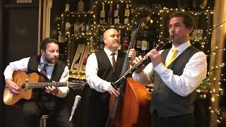 Honeysuckle Rose | Metro Vipers | Kent Gypsy Jazz & Swing Band