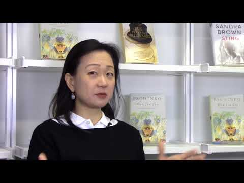 Min Jin Lee — The Significance of PACHINKO