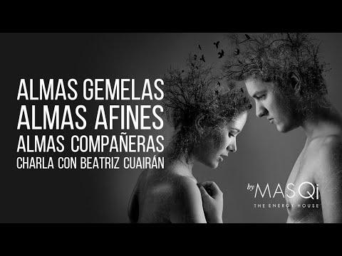 MASQI - CHARLA CON BEATRIZ CUAIRÁN: ALMAS GEMELAS, AFINES Y COMPAÑERAS. from YouTube · Duration:  1 hour 16 minutes 36 seconds
