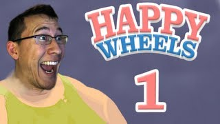 Happy Wheels | Part 1 | MASTER OF BALLS