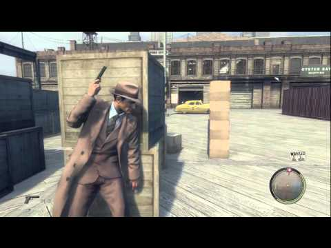 Mafia II [2] Walkthrough: Chapter 14 - Part  2 (PS3/Xbox 360/PC) [HD]