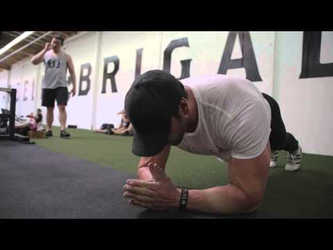 Bradley Martyn   Quick Ab routine
