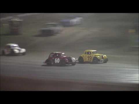Dacotah Speedway INEX Legends A-Main (5/5/17)