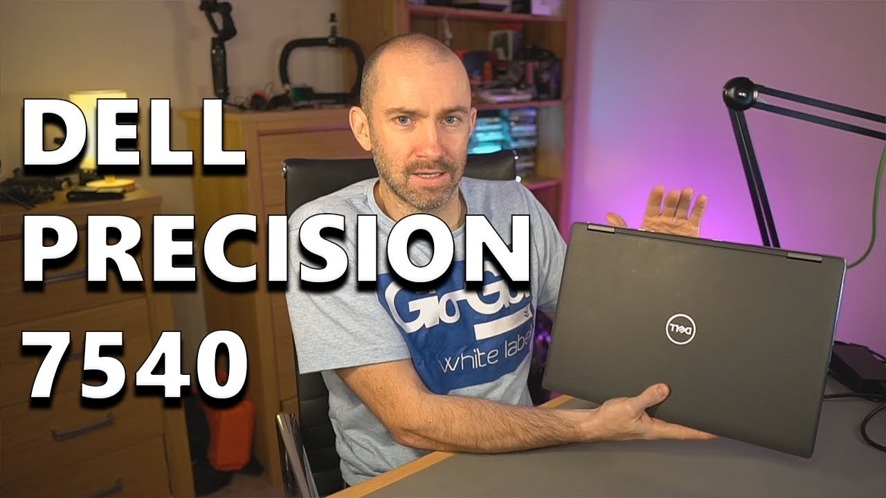 Dell Precision 7540 – A Powerful Workstation, But I'm Sending it Back