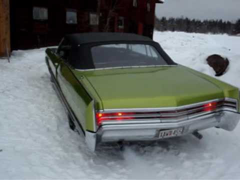 1965 Buick Electra 225 Cab. - YouTube