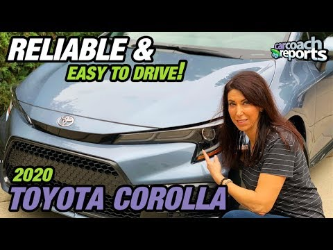 2020 Toyota Corolla - Reliable & Easy to Drive
