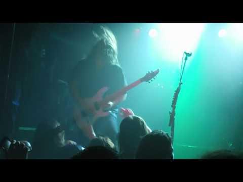 Symphony X - bastards of the machine live 05.10.2011 backstage