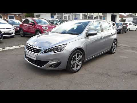Used Peugeot 308 S/S Allure | Abberton Car Sales - Layer Road