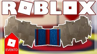 How to get the wing (Book Wings) Roblox Creator Challenge Event!