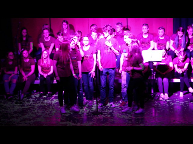 TENSING Oldenburg -  A capella - Since you been gone