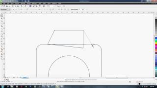 how to make camera logo in coreldraw For beginner