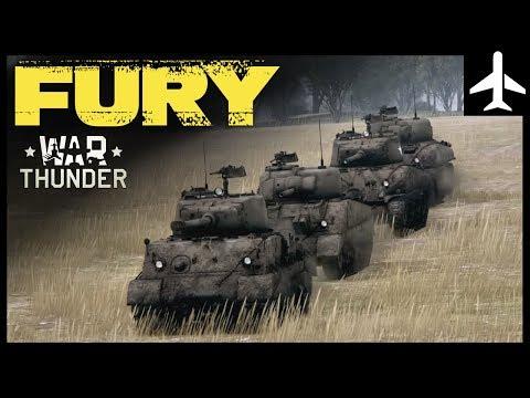 FURY | War