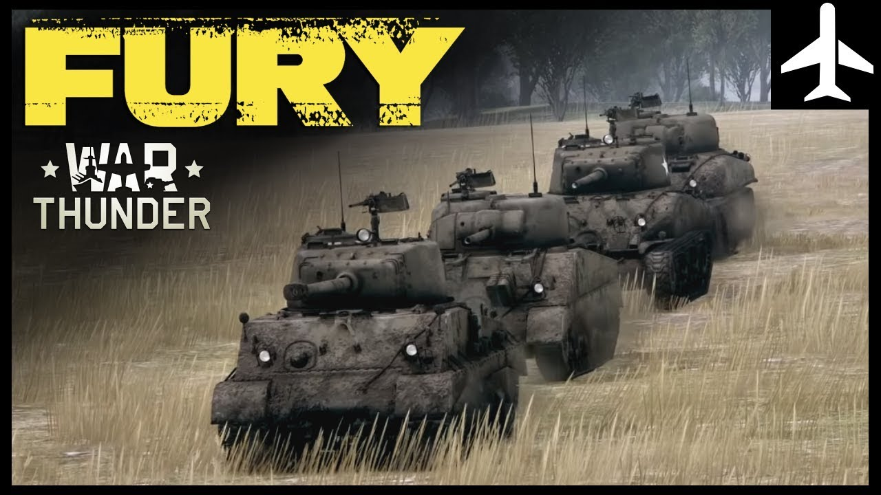 fury war thunder