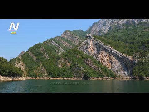 (Ultra HD 4K) Koman-Valbone AMAZING Albania (Lumi i Shales)