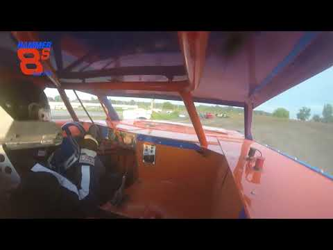 Oakshade Raceway Bomber Heat 2 8/11/18