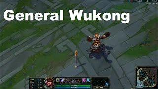General Wukong SkinSpotlight - League of Legends