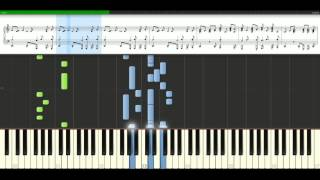 Cher - Shoop shoop [Piano Tutorial] Synthesia