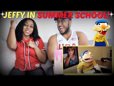 "SML Movie: ""Jeffy's Summer School"" REACTION!!!"