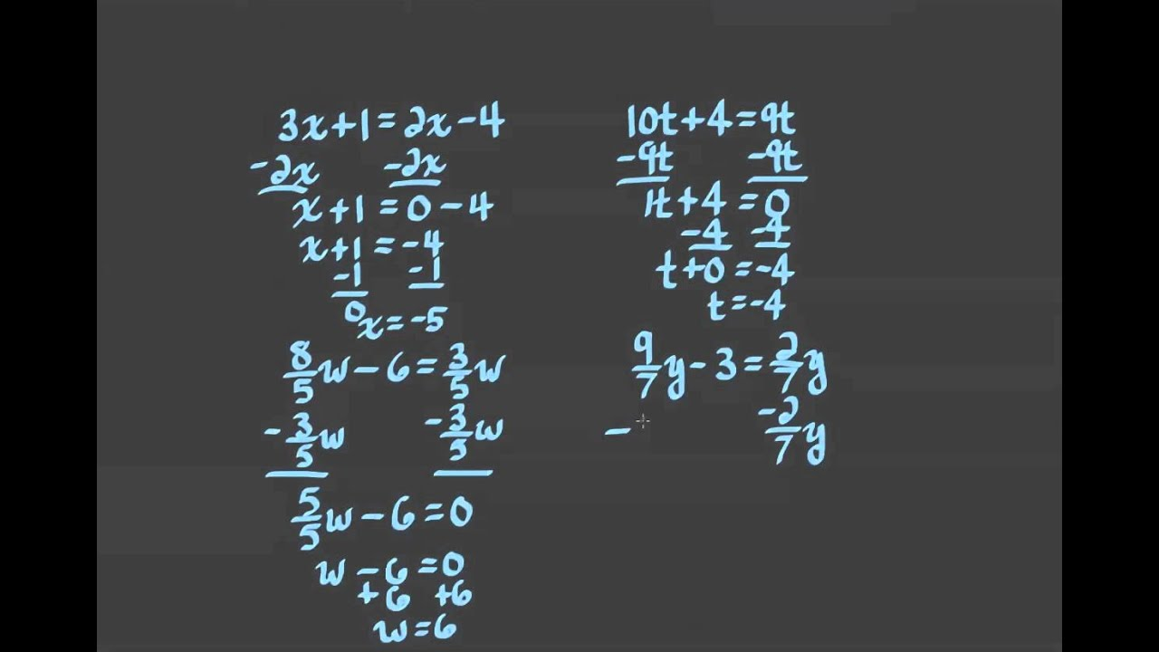 algebra help how to solve equations by moving terms 1 3b algebra help how to solve equations by moving terms 1 3b