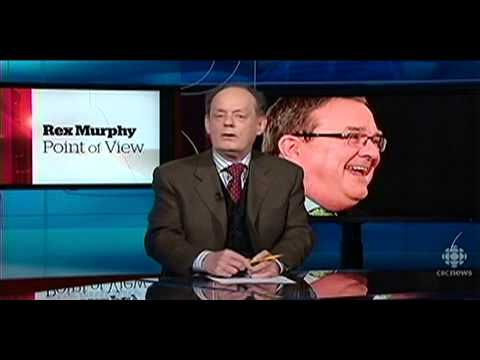 Rex Murphy   A Tribute to Jim Flaherty