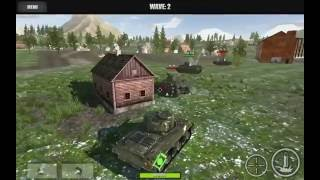 World Of Steel : Tank Force - Survival Game Play