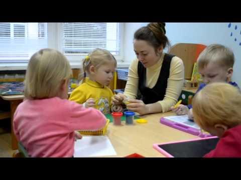Развивающая среда в детском саду