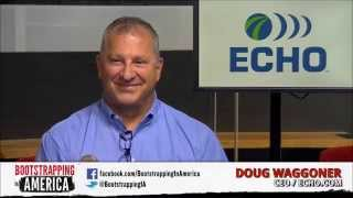 Bootstrapping with Douglas Waggoner of Echo Global Logistics on the tastytrade network